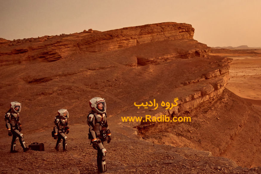 سیاره سرخ - سیاره مریخ