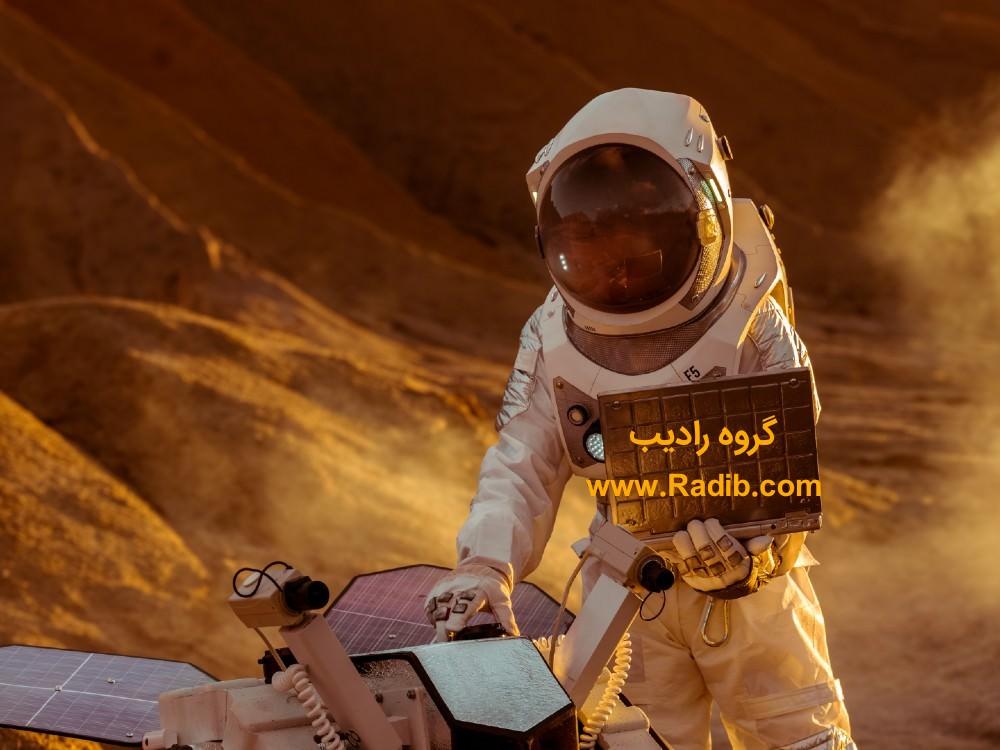 تنفس روی سیاره مریخ