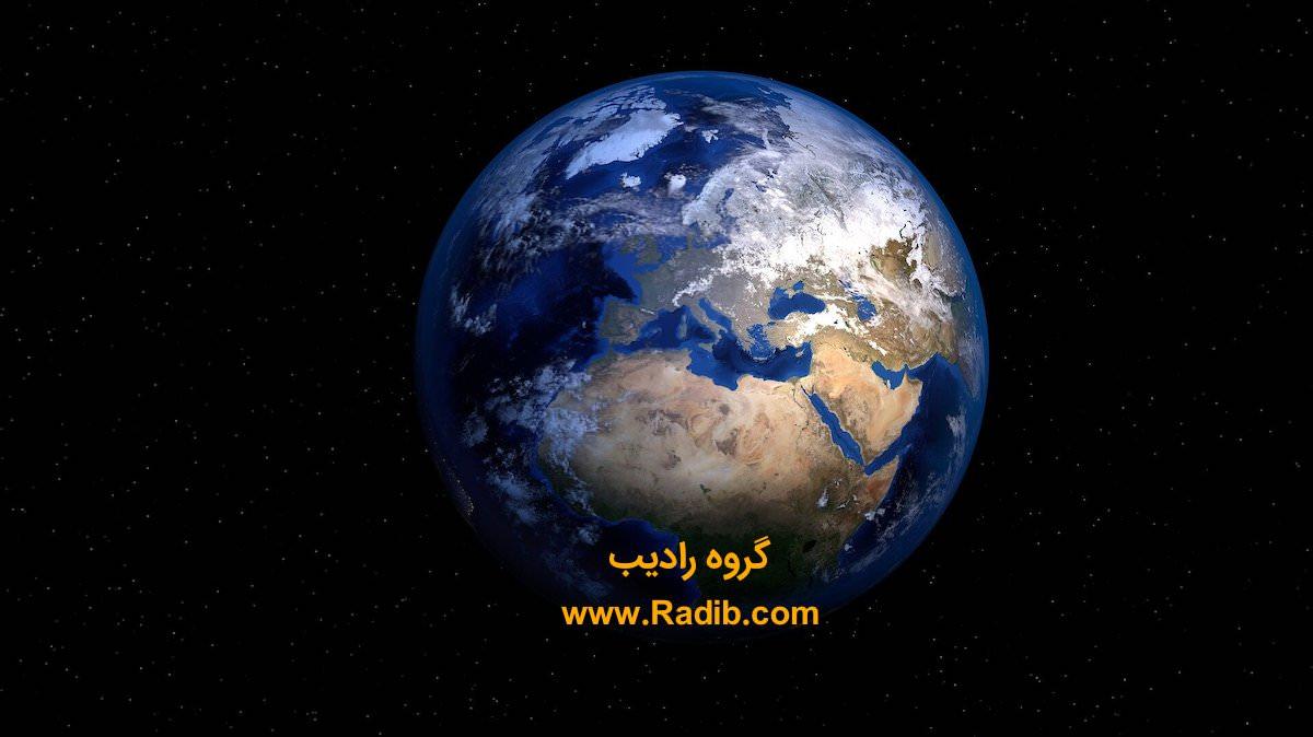 سیاره زیبای زمین