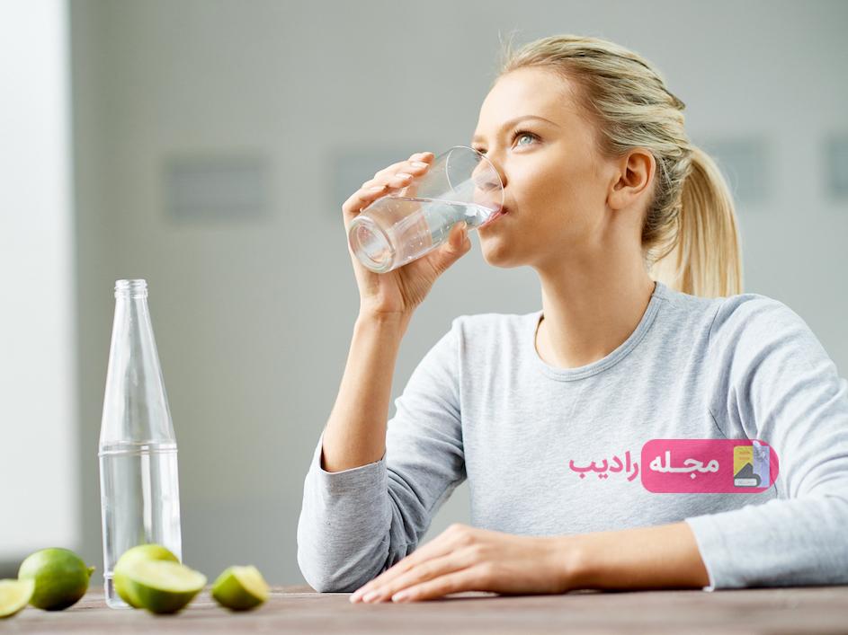 بهترین زمان برای نوشیدن آب