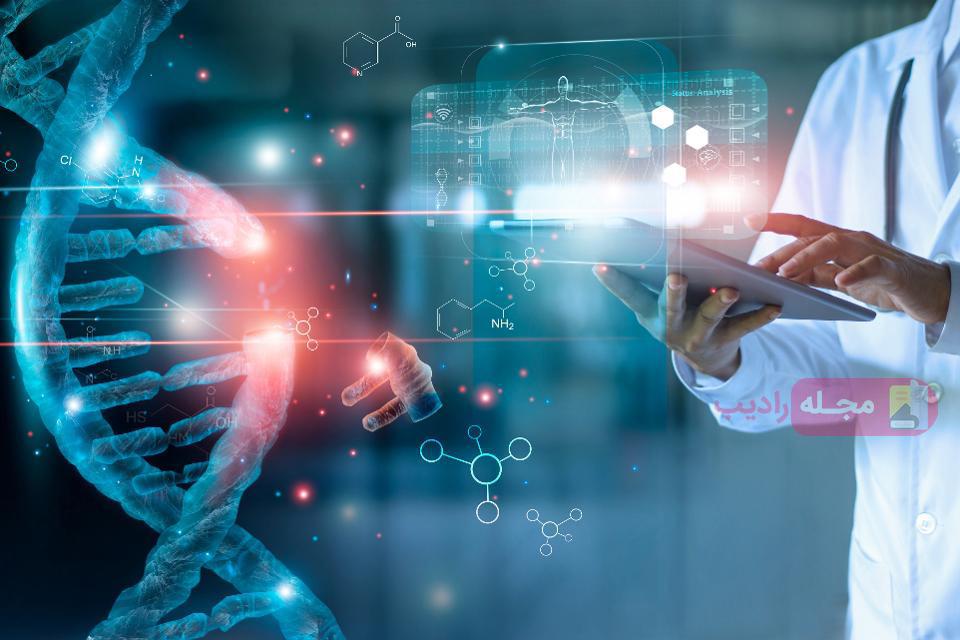 یادگیری ماشین در تشخیص بیماری های ژنتیکی